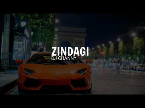 Zindagi  - Akhil -  Bass Boosted remix - 2017