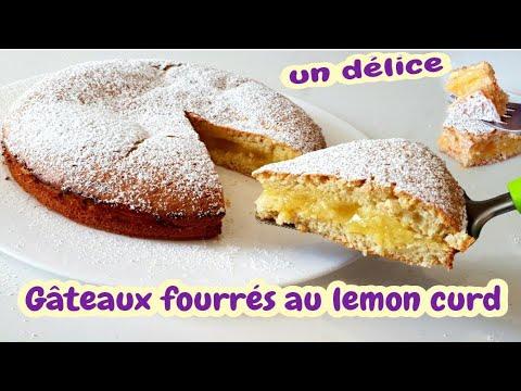 gâteau-ultra-moelleux,-léger-et-fondant-fourré-à-la-crème-au-goût-de-citron🍋un-régal-!