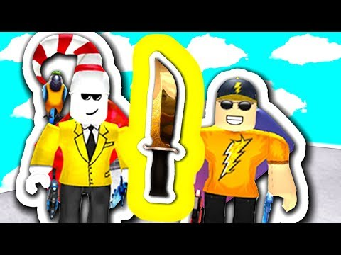 WHO WILL WIN THE GODLY?!?!? Roblox Murder Mystery 2