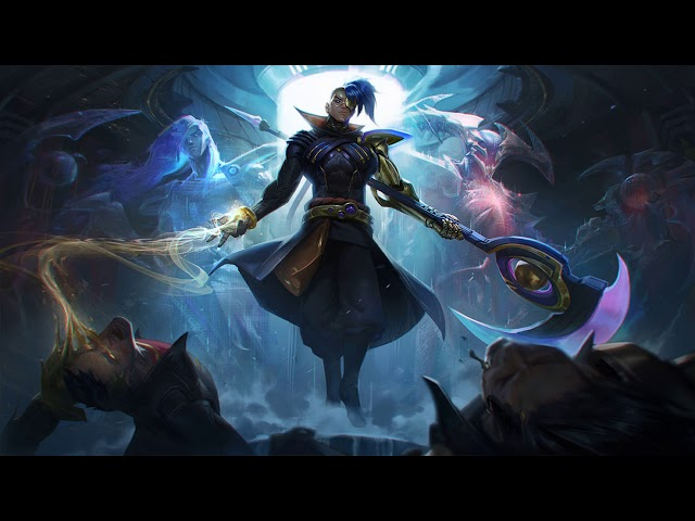 Kayn Odisea Voice - Latin American Spanish - League of Legends