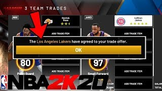 10 Best Superstars to Trade For in NBA 2K20