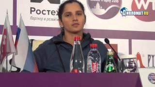 Martina Hingis & Sania Mirza St. Petersburg Ladies Trophy