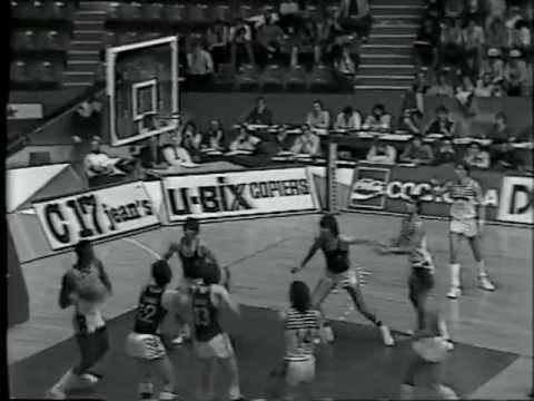 1983 Eurobasket Group Greece vs France Day 2
