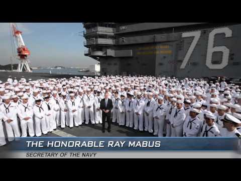 SECNAV 2015 US Navy Birthday Message