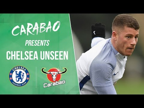 Barkley's First Session, Christensen's New Contract & Goals Galore In Training | Chelsea Unseen