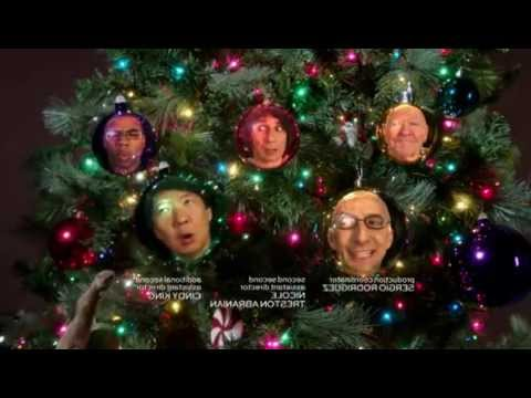 Community Christmas Special - Christmas tree (Dean, Chang ...