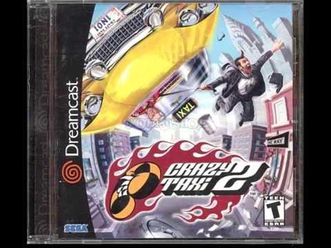 Crazy Taxi 2 Full Soundtrack