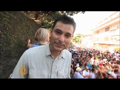 Carnival celebrations begin in Brazil