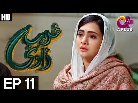 Ghareebzaadi - Episode 11 - A Plus ᴴᴰ Drama
