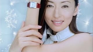 [CM] 松雪泰子 SEIKO 「LUKIA in SNOW」 2003 TvCm2013.