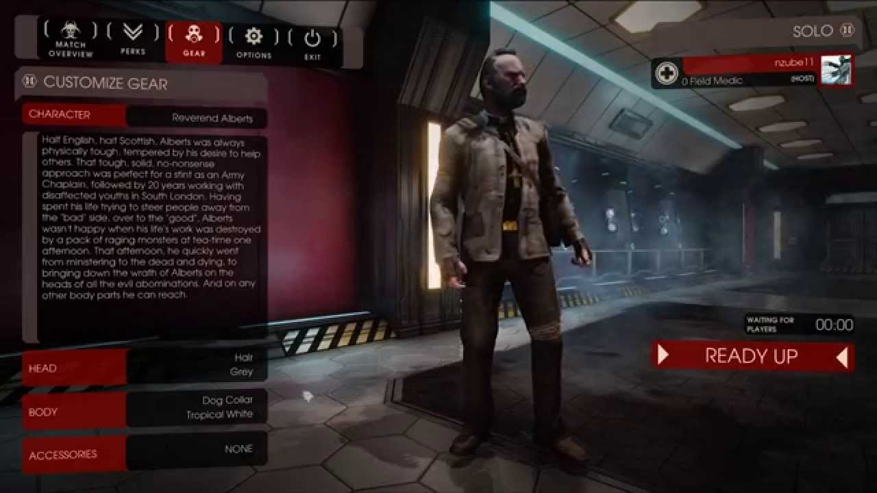 Killing Floor 2 Beta   ALL Characters And Gear