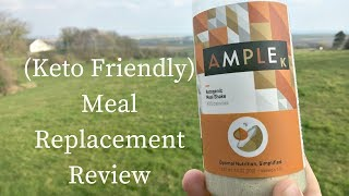 Ample K Review (Keto Friendly) Meal Replacement Shake