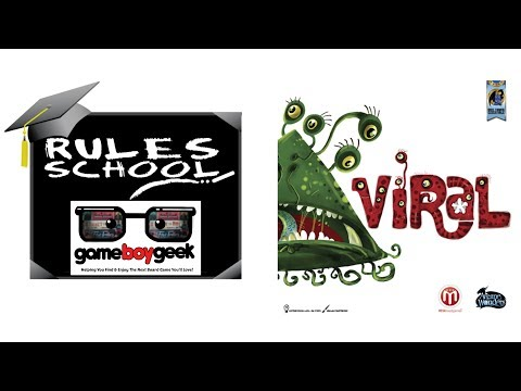 How to Play Viral (Rules School) with the Game Boy Geek