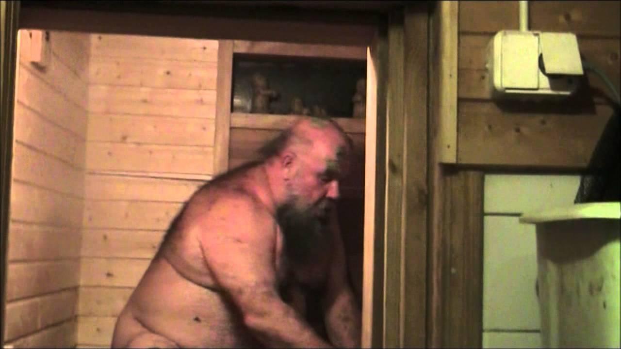Камера мужской в бане #13