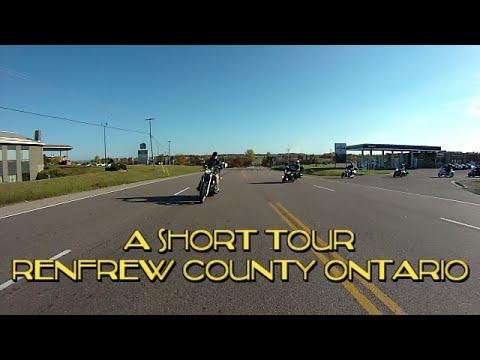 Tour Renfrew County Ontario 12Oct15