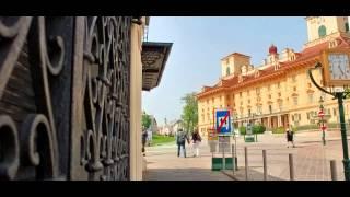 Eisenstadt, Austria, Österreich, tourism film ( Haydn )