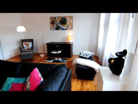Furnished 2-Room Apartment for Rent in Berlin, Prenzlauer Berg