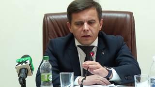 Сергій Сухомлин має низку претензій до роботи «Управління автомобільних шляхів»