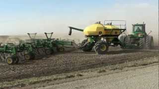 Cultivating and seeding in Alberta Canada.mp4