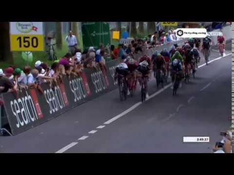 Tour de Suisse 2017 - Stage 3 - Finish