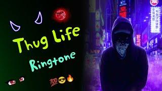 Top 5 Thug Life Ringtone 2021 || best thug life ringtone || inshot music ||