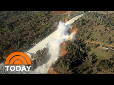 Oroville Dam: Residents Return Home Despite Threat Of New Storm | TODAY