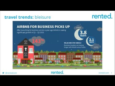 Vacation Rental Industry Trends for Property Managers Q1 2016