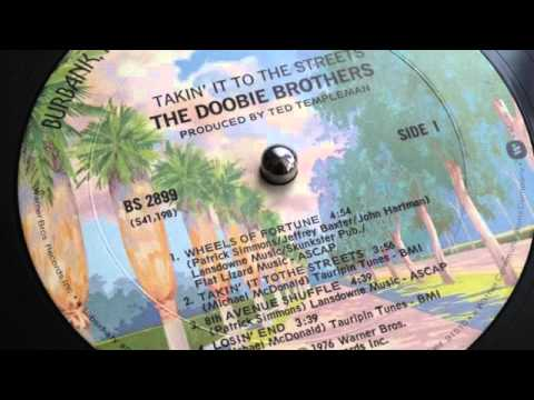 Doobie Brothers - Losin' End (lp 'Takin' It To The Streets' on Warner Bros 1976)