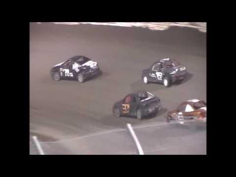 Eagle Raceway Sport Compact A Feature on 8-13-16