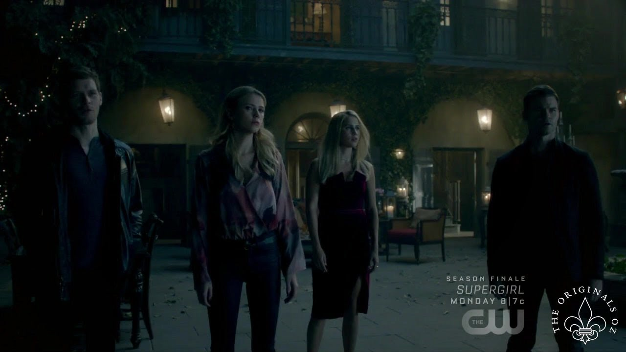 Download The Originals 5x08 the Mikaelson siblings are ALL placed in Chambre De Chasse
