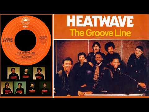 HEATWAVE - THE GROOVE LINE (LIVE) LYRICS