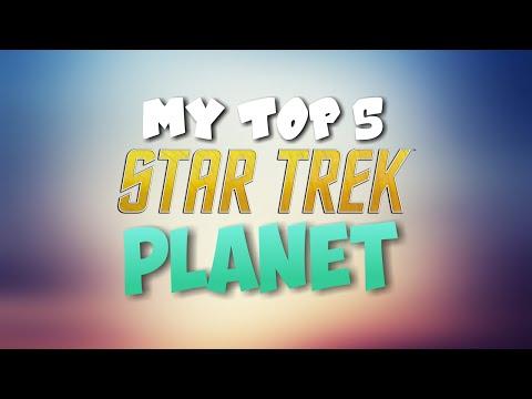 Star Trek TOP5 - Planets
