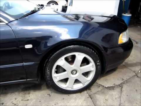 2001 Audi S8 Garry Dean Tampa Detailingwmv Youtube