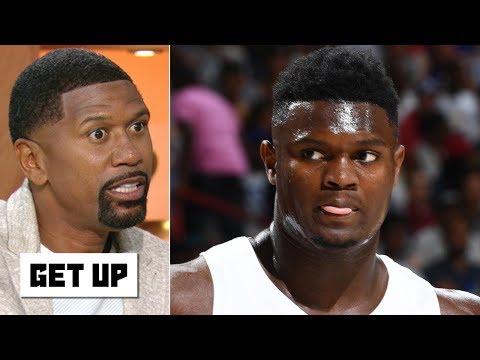 NBA rookies think Zion overshadowed Cam Reddish's skills at Duke - Jalen Rose | Get Up