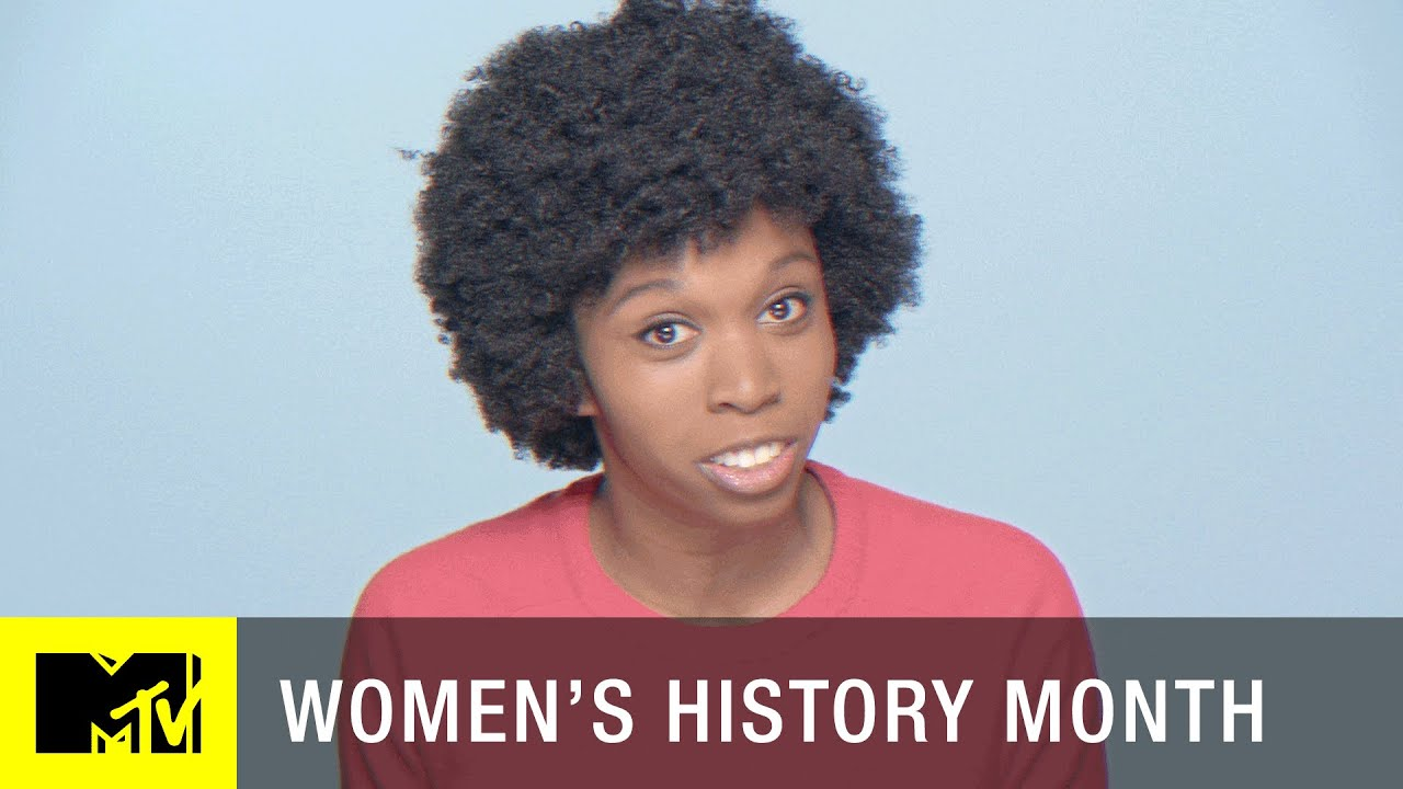 Why Isn't There a Men's History Month? | MTV