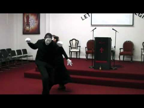 Truth Mime Ministry - I Need Your Glory