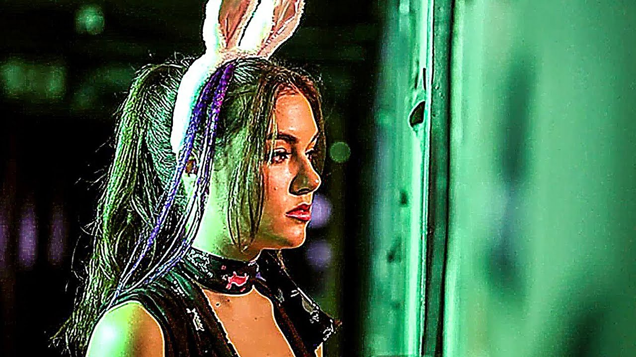The Scribbler Trailer Sci Fi Thriller Sasha Grey 2014 Fresh Movie Trailers