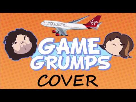 Game Grumps Virgin Airlines Cover