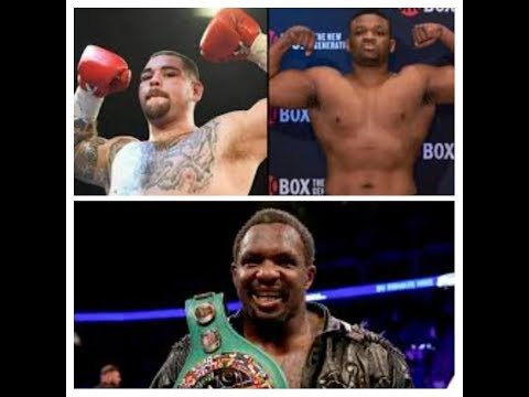 "(HILARIOUS!) DILLIAN WHYTE ""(CANDY) ANDY RUIZ & JARRELL MILLER HAVE BIGGER FIGHTS WITH DIABETES!"""