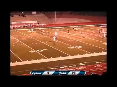 Pueblo West High school vs Air Academy boys lacrosse