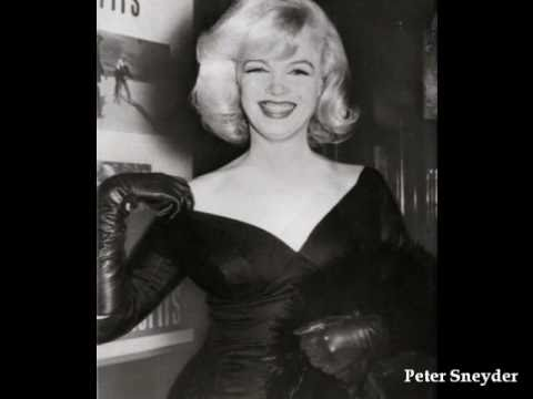 Marilyn Monroe - At the dinner & Premiere of The Misfits 1961 RARE