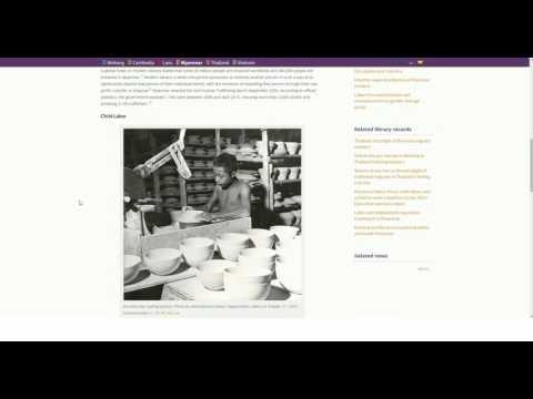 Open Development Myanmar: Topics Feature