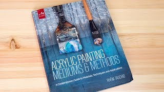 Book Review: Acrylic Painting Mediums and Methods