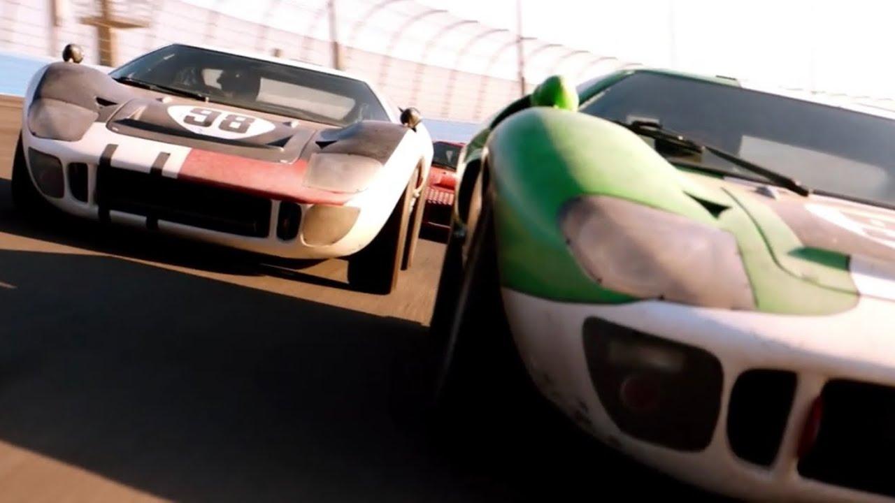 Ford V Ferrari Ken Miles Wins Daytona Feat Ford V Ferrari Youtube