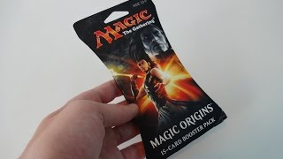 Magic Origins (BEST PACK I HAVE EVER OPENED)  -MTG