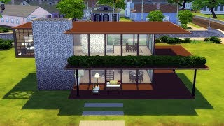 The Sims 4 - Starter Home | Speed Build | Starter House Building