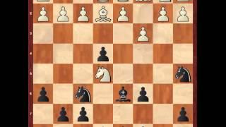 Шахматы  Защита двух коней (для 3-1 разряда)  Часть 1