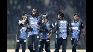 All Wickets Sylhet Sixers vs Rangpur Riders   18th Match   Edition 6   BPL 2019