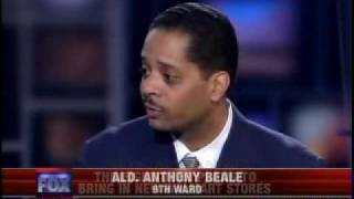Alderman Anthony Beale discusses the need for South Side Walmart