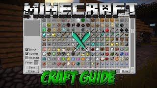 Minecraft: Como Instalar Craft Guide | 1.7.10